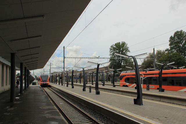 Estonia Train Ticket Prices and Rail Passes - Check in Price