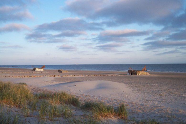 beach denmark
