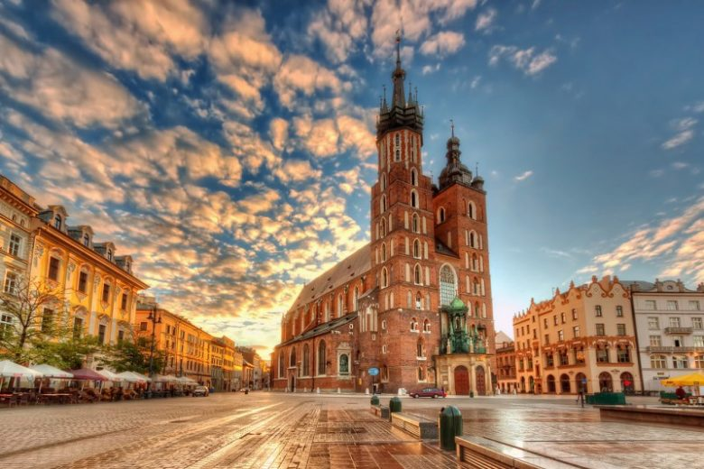 krakow rynok square