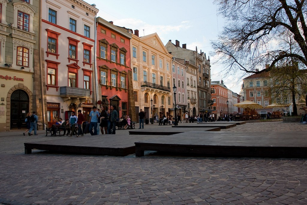 where to stay in Lviv