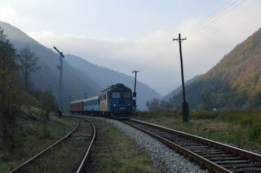 Train-in-Transylvania