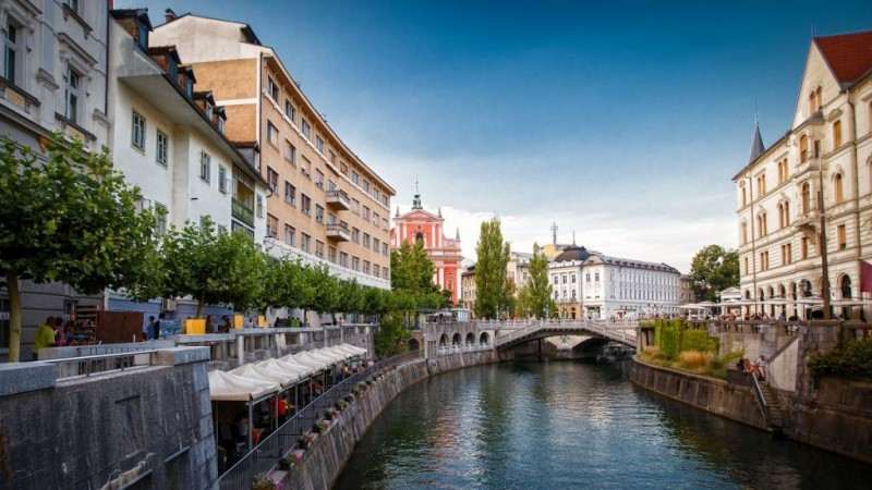 best places to stay in Ljubljana