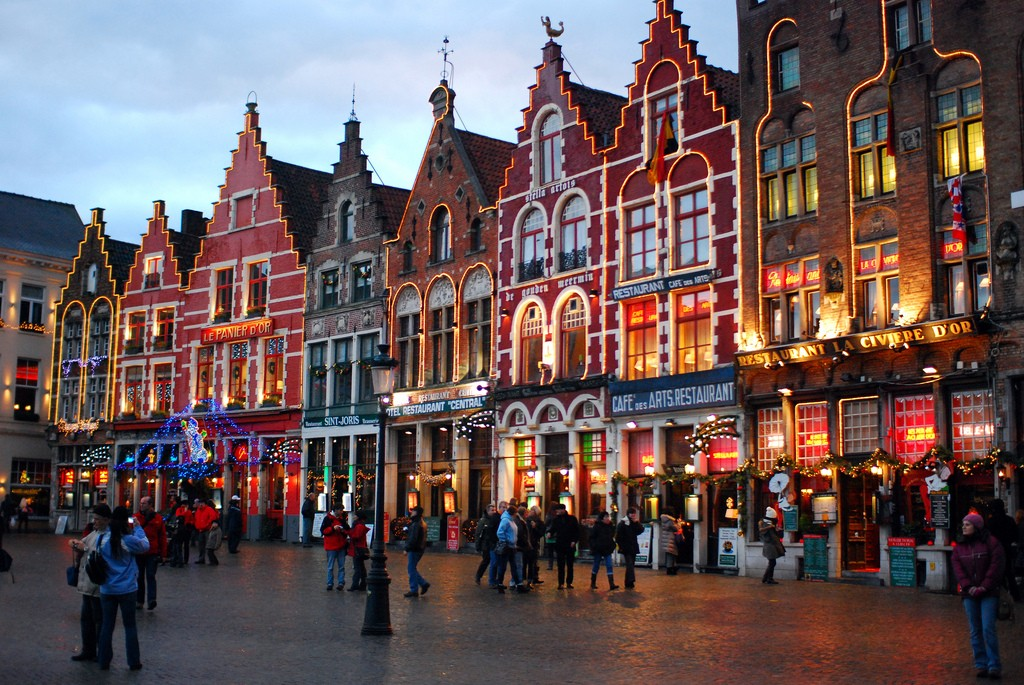 Where To Stay In Bruges Belgium Check In Price