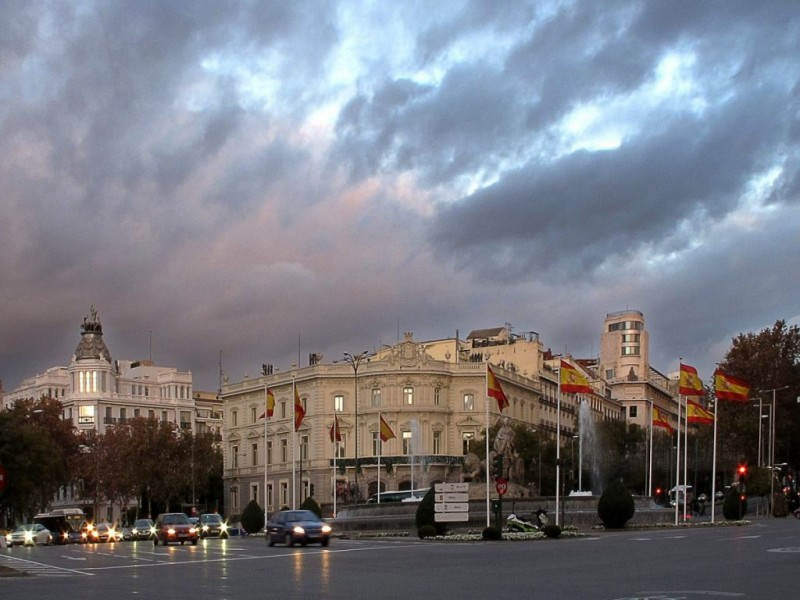 salary in madrid spain