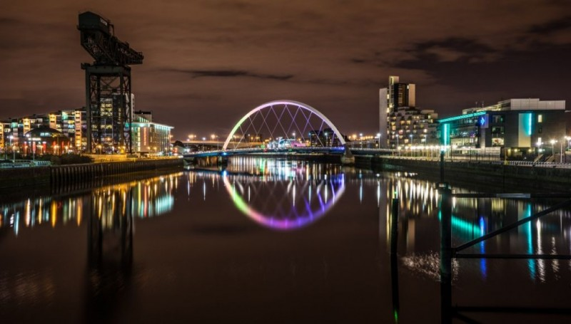 best cities to visit in Scotland Glasgow