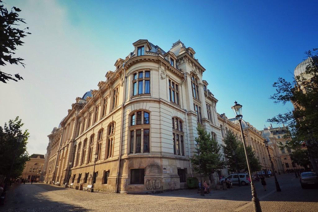 melhores lugares para ficar em Bucareste