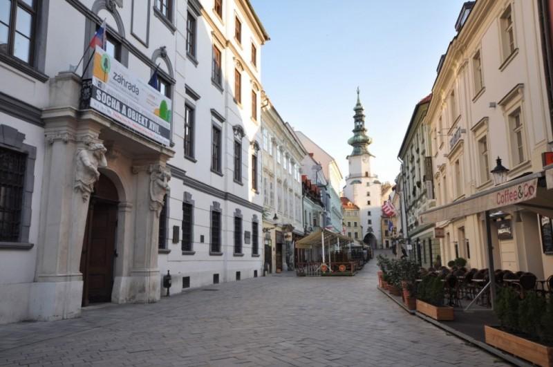 bratislava michaels gate