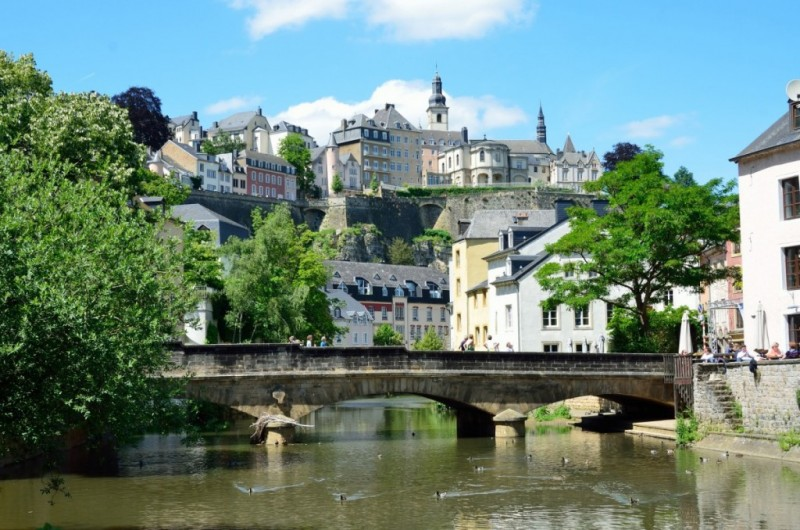 stay in Luxembourg