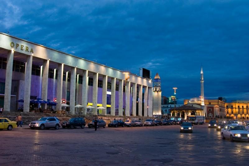 stay in Tirana Albania