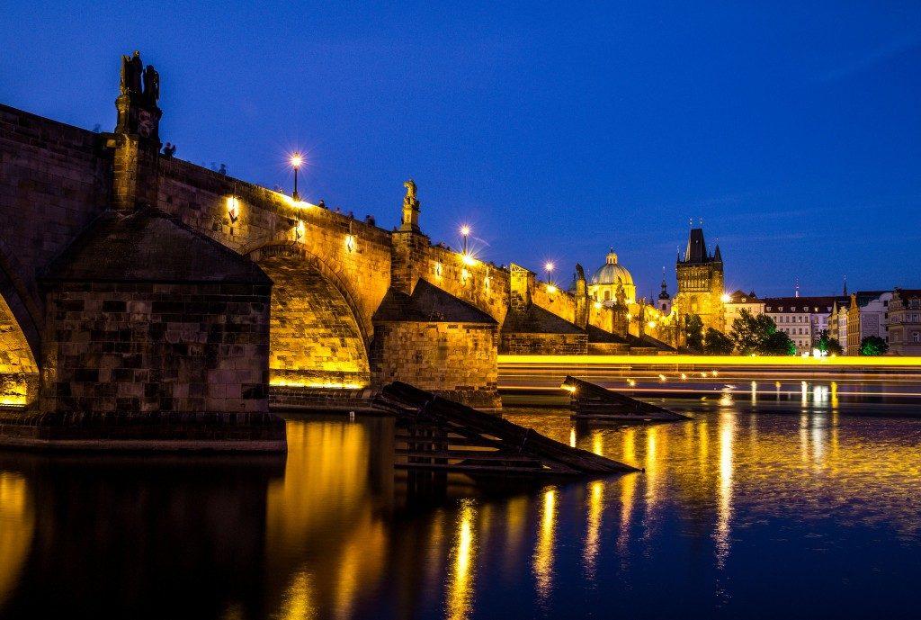 prague-vltava-river