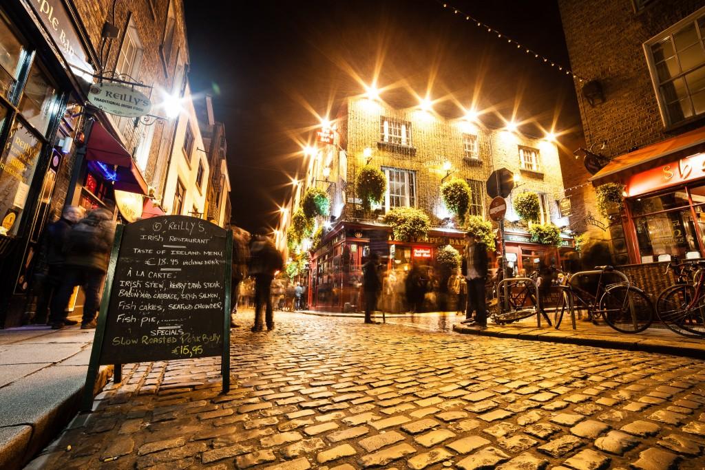 Best Hotels Near Temple Bar Dublin