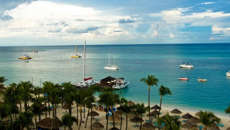 best places to stay in Aruba