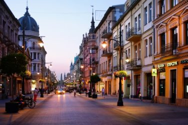 where to stay in lodz