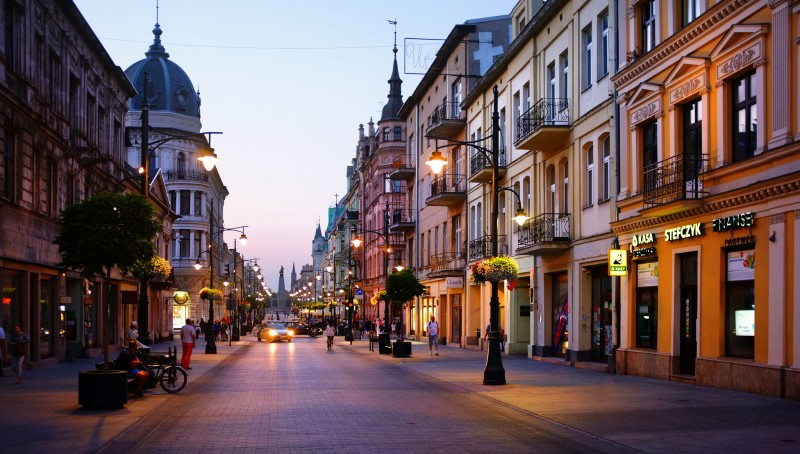 best places to stay in lodz