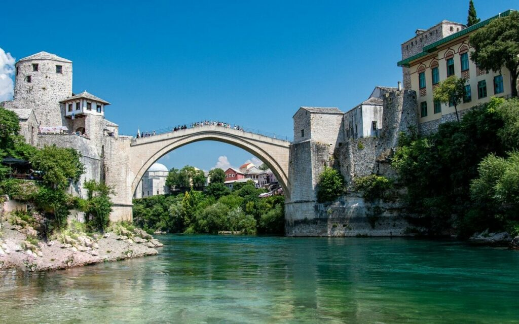 stay in mostar bosnia and herzegovina