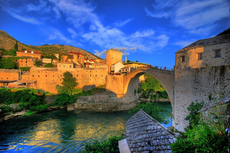 where to stay in mostar