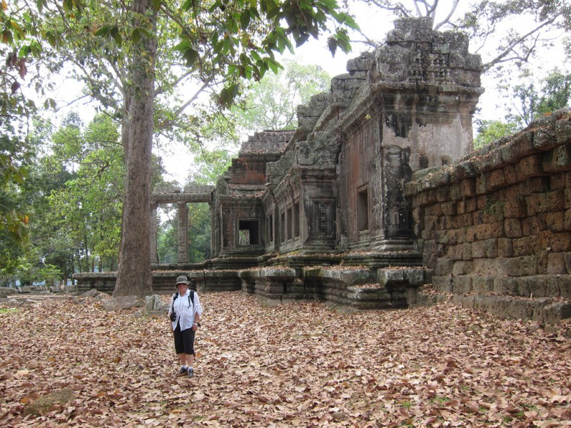 travel insurance to Cambodia
