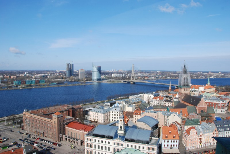 best places to stay in RIga