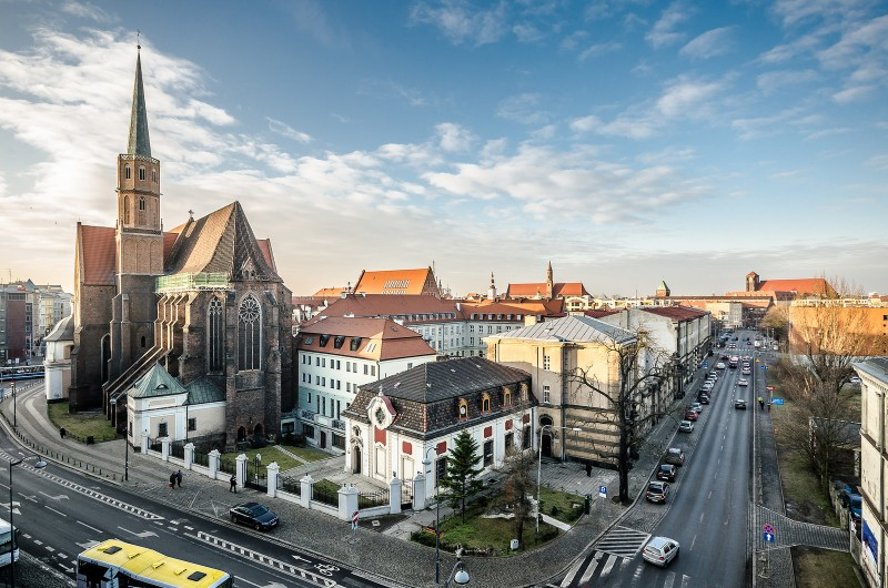best places to stay in wroclaw