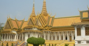 average minimum salary in phnom penh cambodia