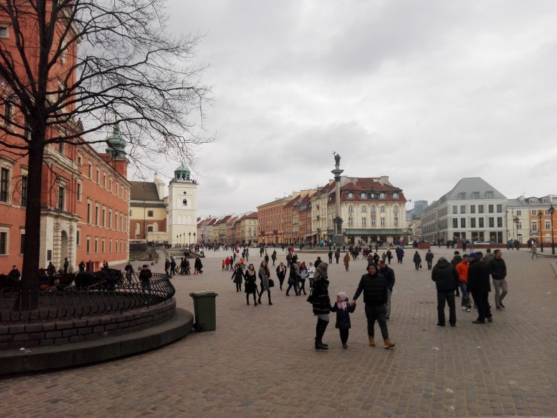 warsaw guided tours