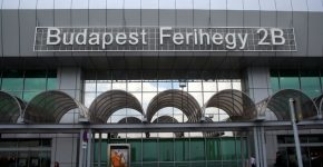 Budapest Airport to City Center