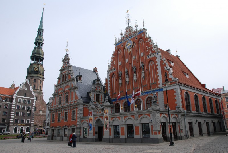 places to see in the Baltic states