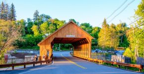 where to stay in Vermont