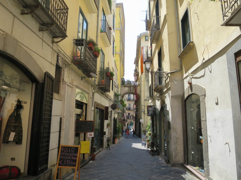 best places to stay in Salerno