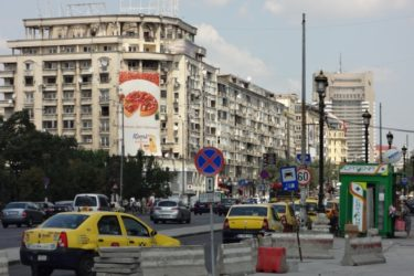 salary in bucharest romania