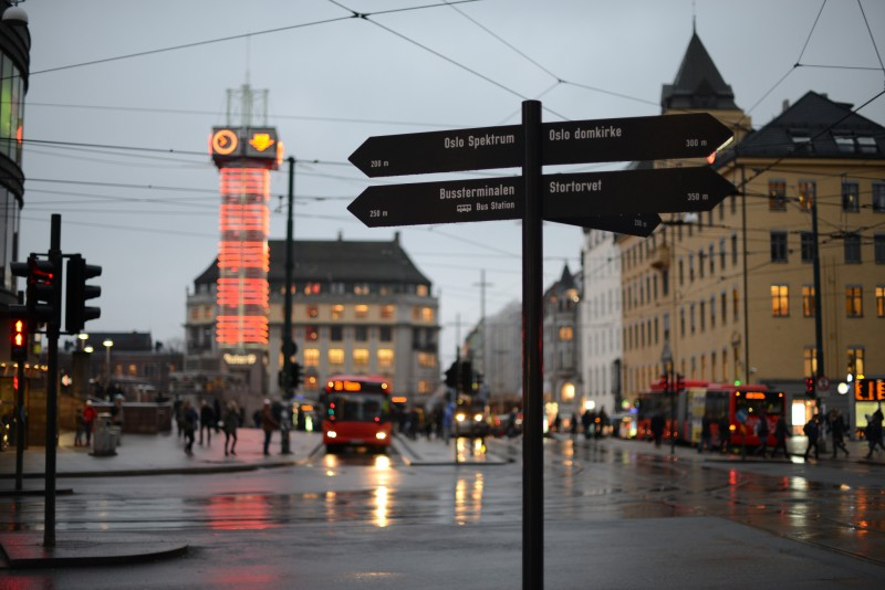 Average and Minimum Salary in Oslo, Norway - Check in Price