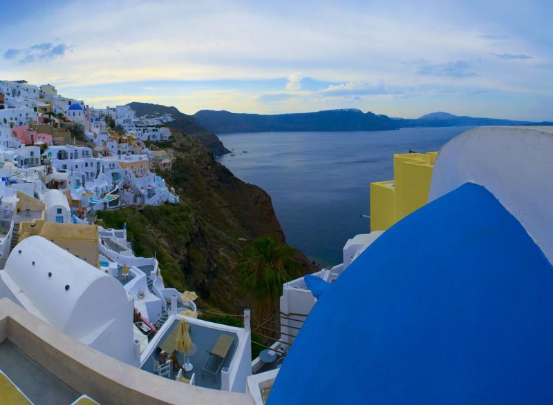 retirement in greece