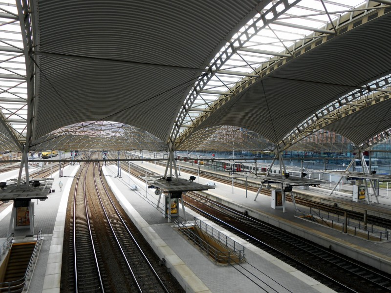 brussels to leuven station