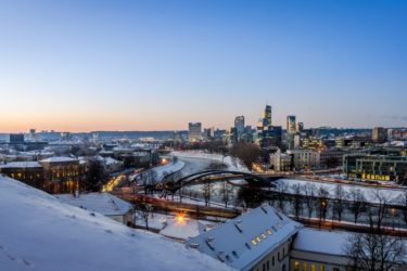 where to stay in vilnius
