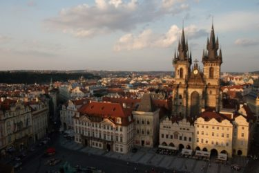 hotels in prague city center