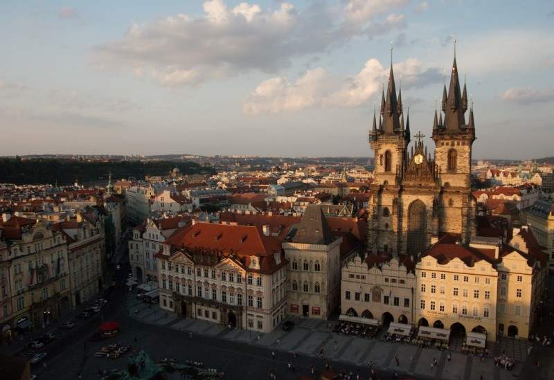 Best hotels in prague city center check in price for Hotels in prague city centre