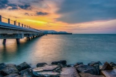 penang sunset