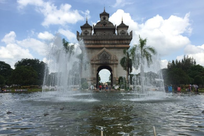 where to stay in vientiane