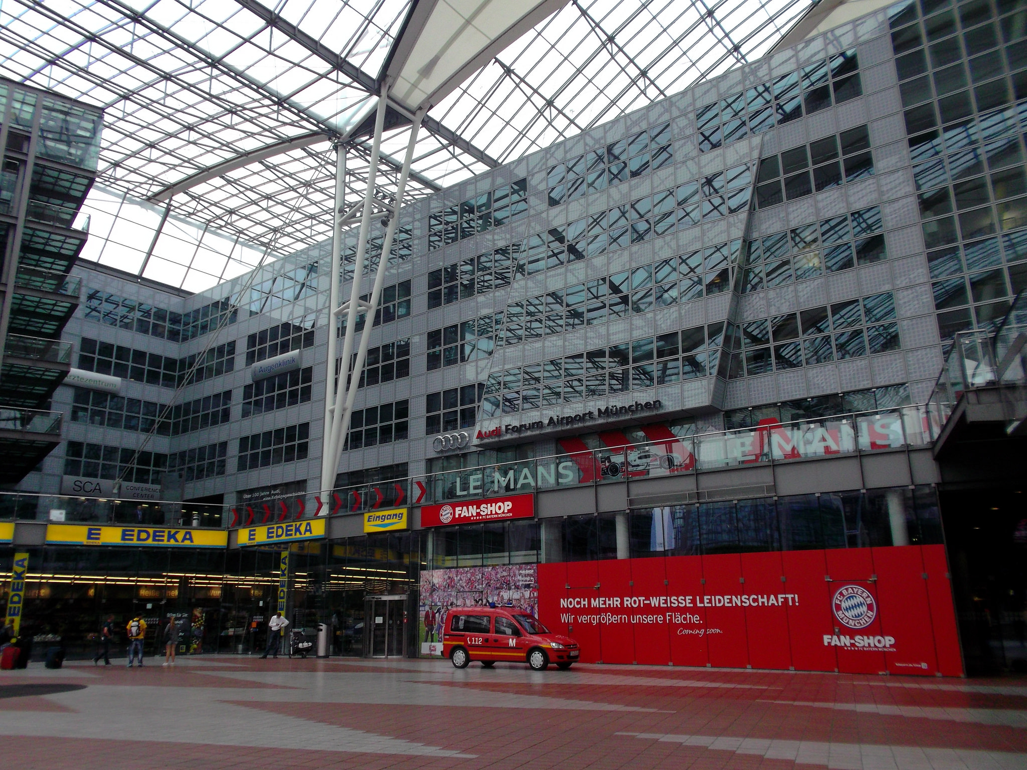 cost of living munich airport