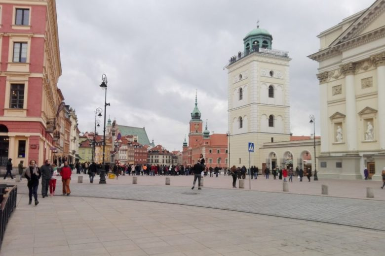 cost of living in warsaw poland