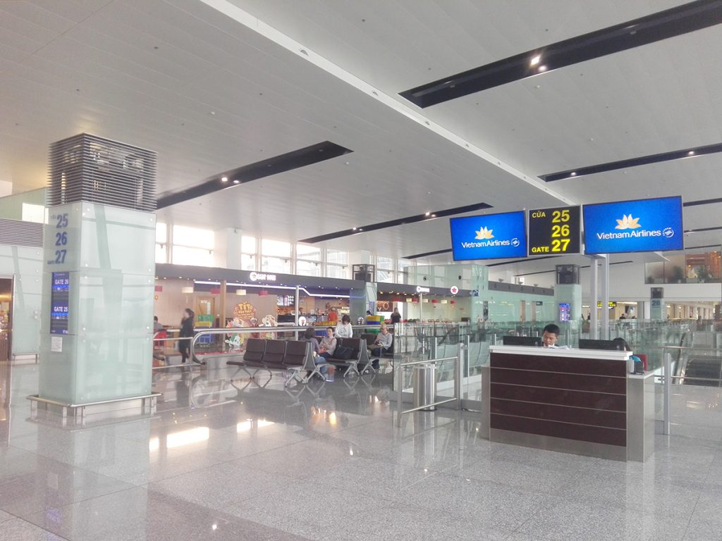 hanoi airport to city center