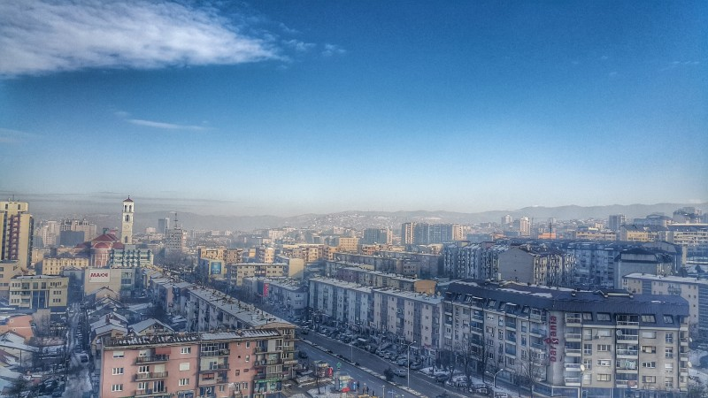 where to stay in Pristina