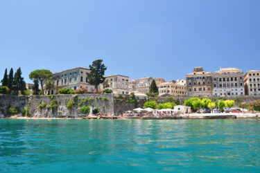 where to stay in corfu