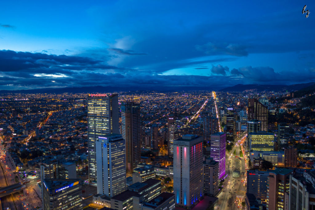 where to stay in bogota