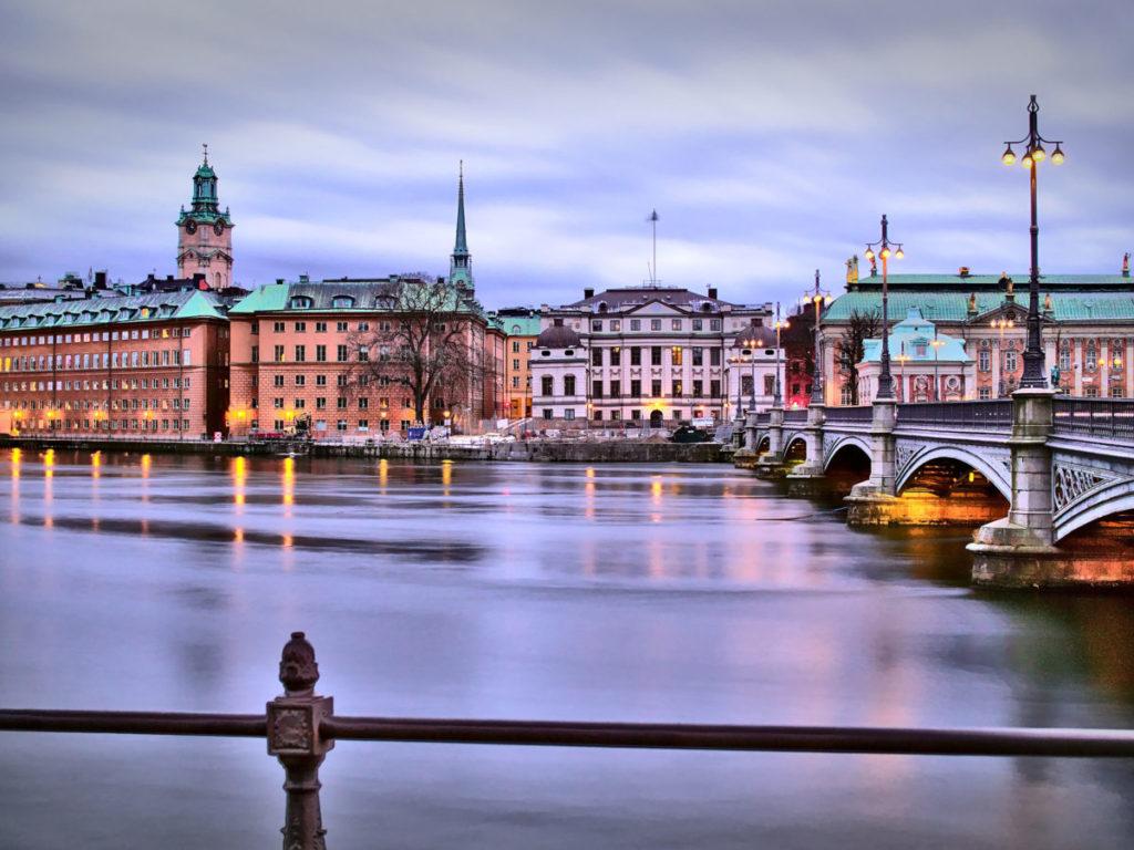 cost of living in Stockholm Sweden