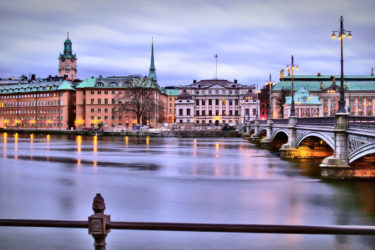 cost of living in Stockholm Sweden