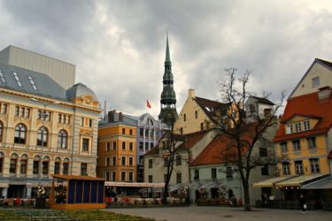 cost of living in riga
