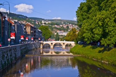 cost of living in sarajevo