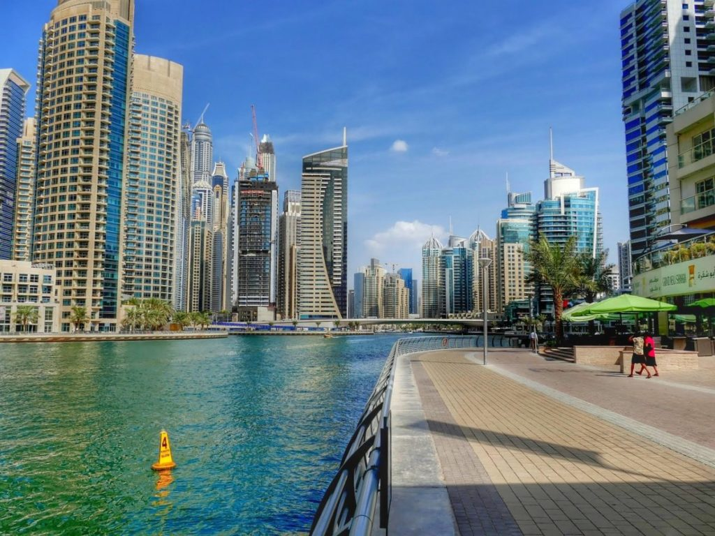 best places to stay in dubai