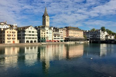 cost of living in zurich